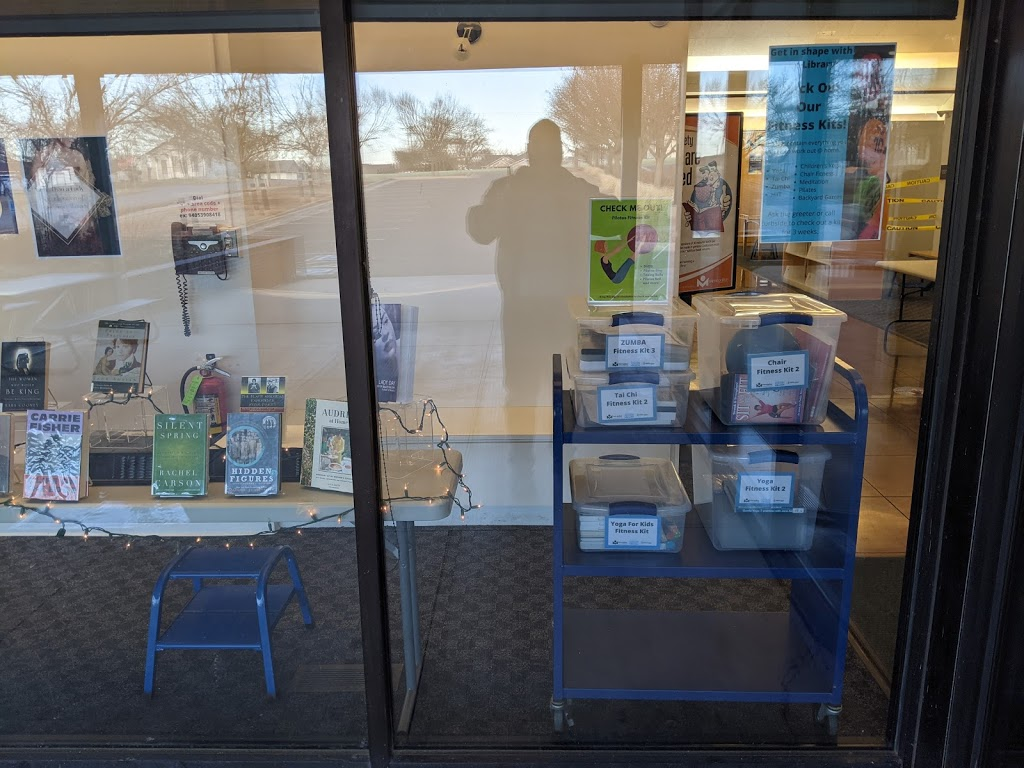 Metropolitan Library System - Choctaw Library - library    Photo 6 of 10   Address: 2525 Muzzy St, Choctaw, OK 73020, USA   Phone: (405) 390-8418