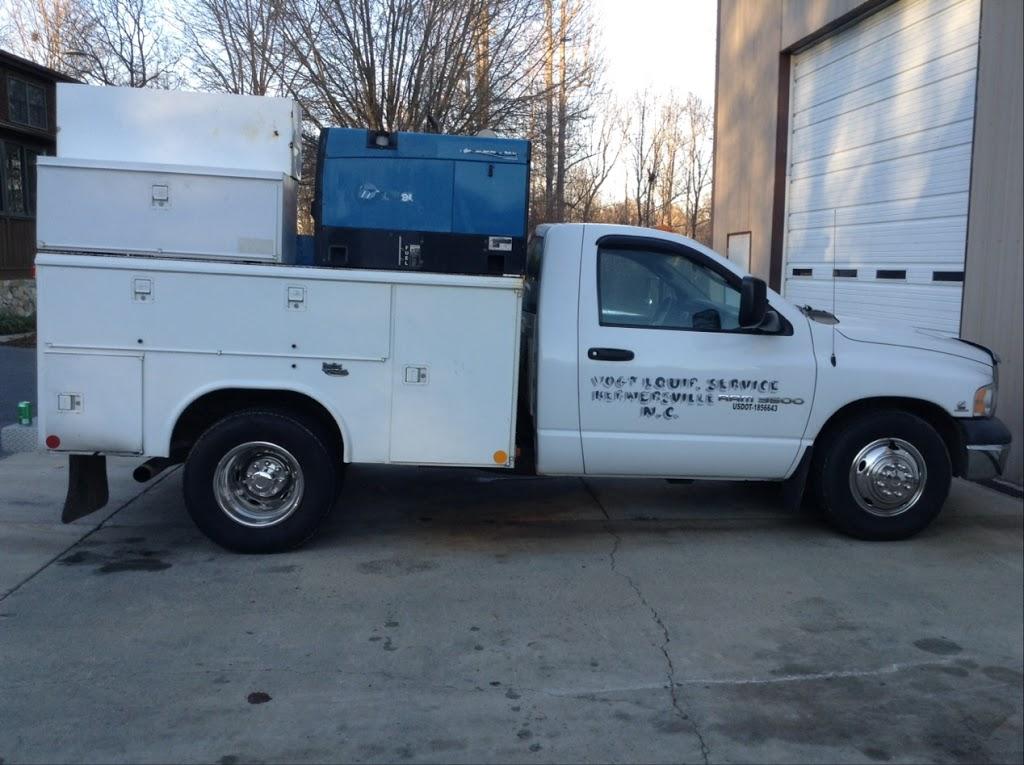 Vogt Equipment Forklift Repair - store  | Photo 1 of 5 | Address: 9235 Pumpkin Ridge Rd, Kernersville, NC 27284, USA | Phone: (336) 996-3358