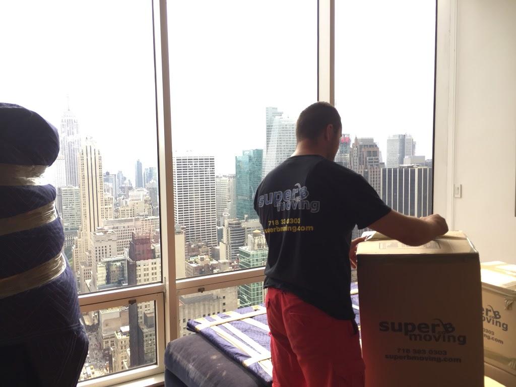 Superb Moving - moving company  | Photo 9 of 10 | Address: 460 Kingsland Ave #199, Brooklyn, NY 11222, USA | Phone: (718) 383-0303