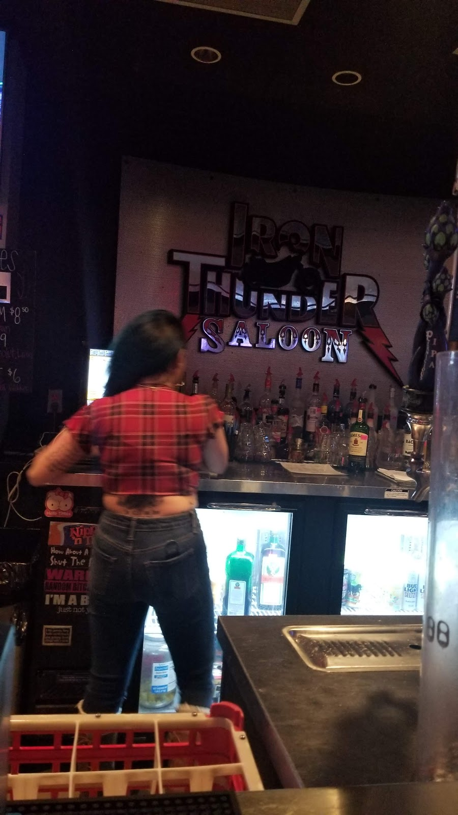 Iron Thunder Saloon & Grill Concord - restaurant  | Photo 7 of 10 | Address: 10023 Weddington Rd Ext., Concord, NC 28027, USA | Phone: (704) 979-3888