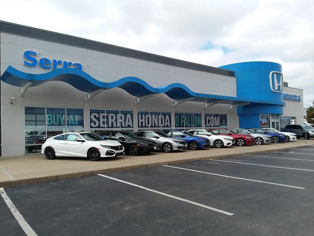 Serra Honda OFallon - car dealer  | Photo 1 of 10 | Address: 1268 Central Park Dr, OFallon, IL 62269, USA | Phone: (618) 622-0588