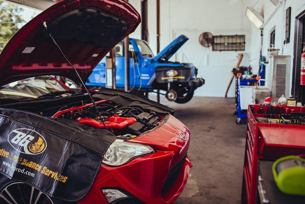 The Burg Automotive - car repair  | Photo 5 of 10 | Address: 4590 49th St N, St. Petersburg, FL 33709, USA | Phone: (727) 527-9622