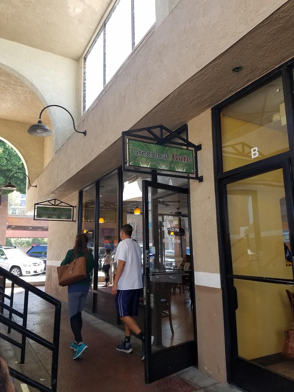 Greenleaf Cafe - cafe  | Photo 9 of 10 | Address: 7203 Greenleaf Avenue # A # A, Whittier, CA 90602, USA | Phone: (562) 693-2337