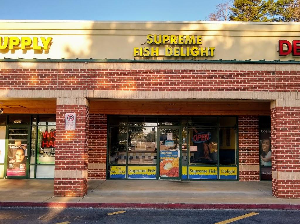 Supreme Fish Delight - restaurant  | Photo 1 of 10 | Address: 3037 Panola Rd, Stonecrest, GA 30038, USA | Phone: (770) 987-3242