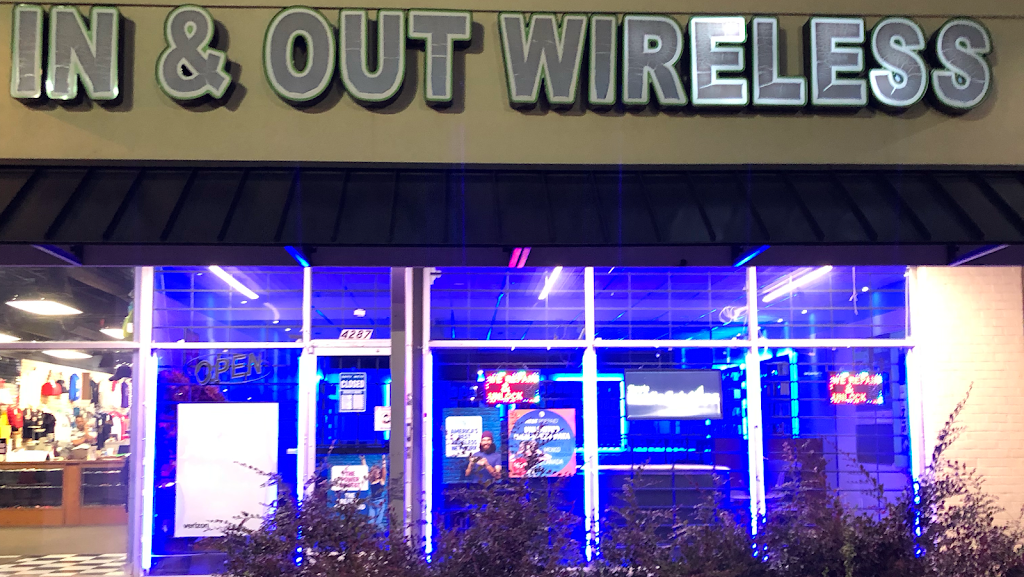 in & out wireless - store    Photo 1 of 10   Address: 4287 Elvis Presley Blvd, Memphis, TN 38116, USA   Phone: (901) 505-2770
