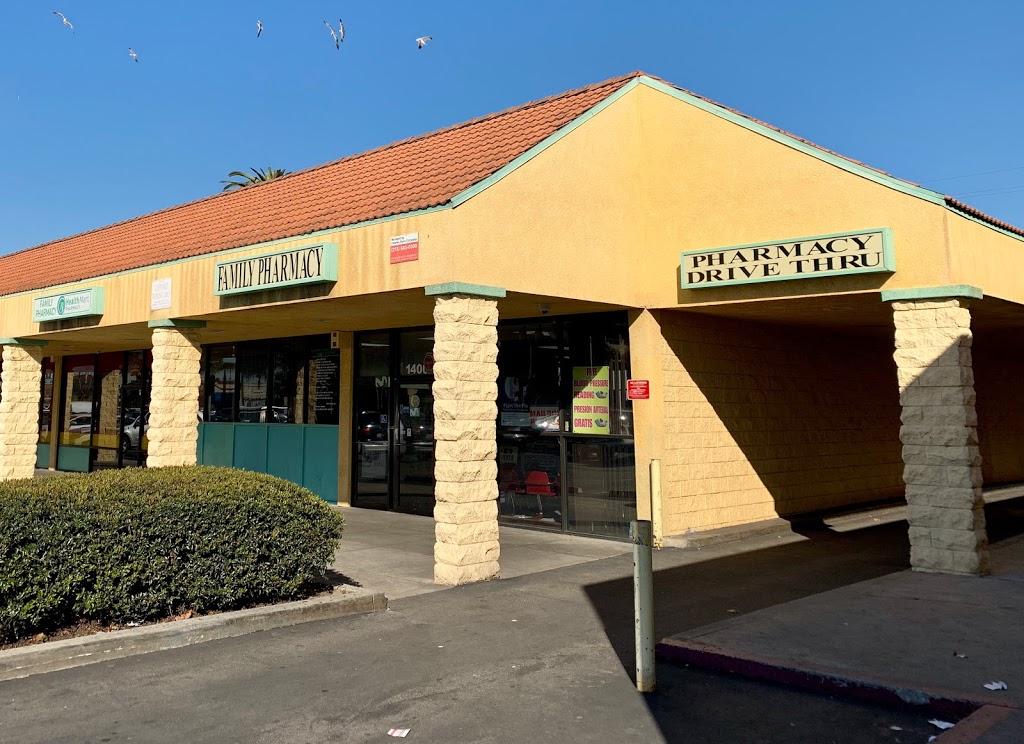 Family Pharmacy - pharmacy    Photo 1 of 6   Address: 1400 Atlantic Ave, Long Beach, CA 90813, USA   Phone: (562) 591-4417