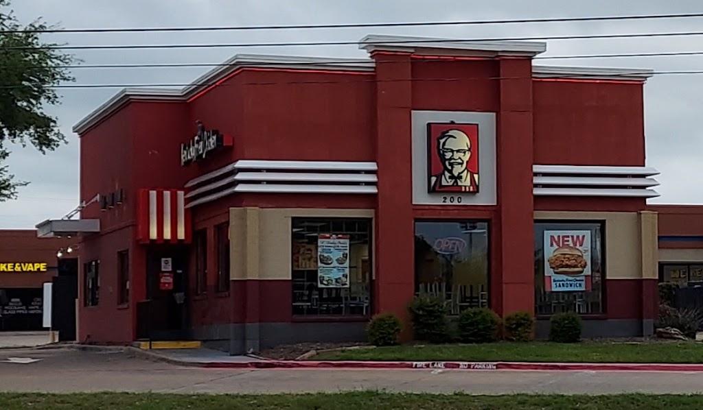 KFC - restaurant    Photo 1 of 10   Address: 200 N Greenville Ave, Allen, TX 75002, USA   Phone: (972) 727-3362