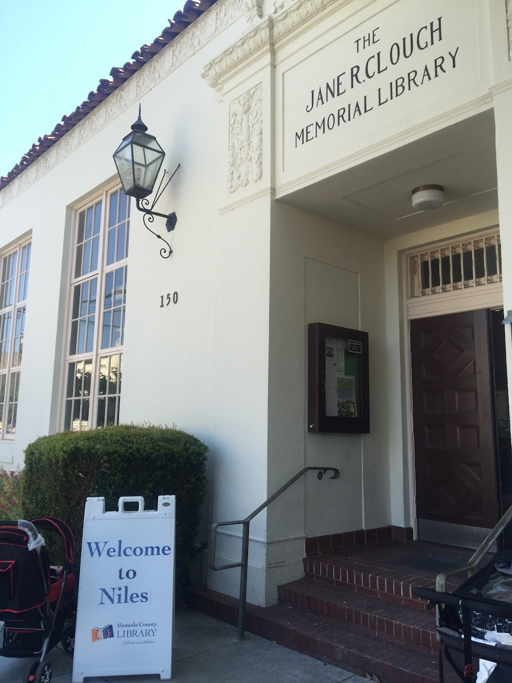 Niles Library - library  | Photo 8 of 10 | Address: 150 I St, Fremont, CA 94536, USA | Phone: (510) 795-2626