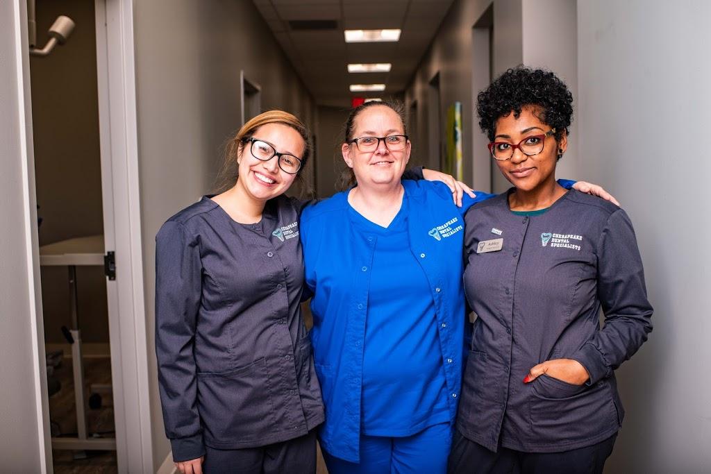 Chesapeake Dental Specialists - dentist    Photo 4 of 5   Address: 560 Kempsville Rd Suite #201, Chesapeake, VA 23320, USA   Phone: (757) 378-0906