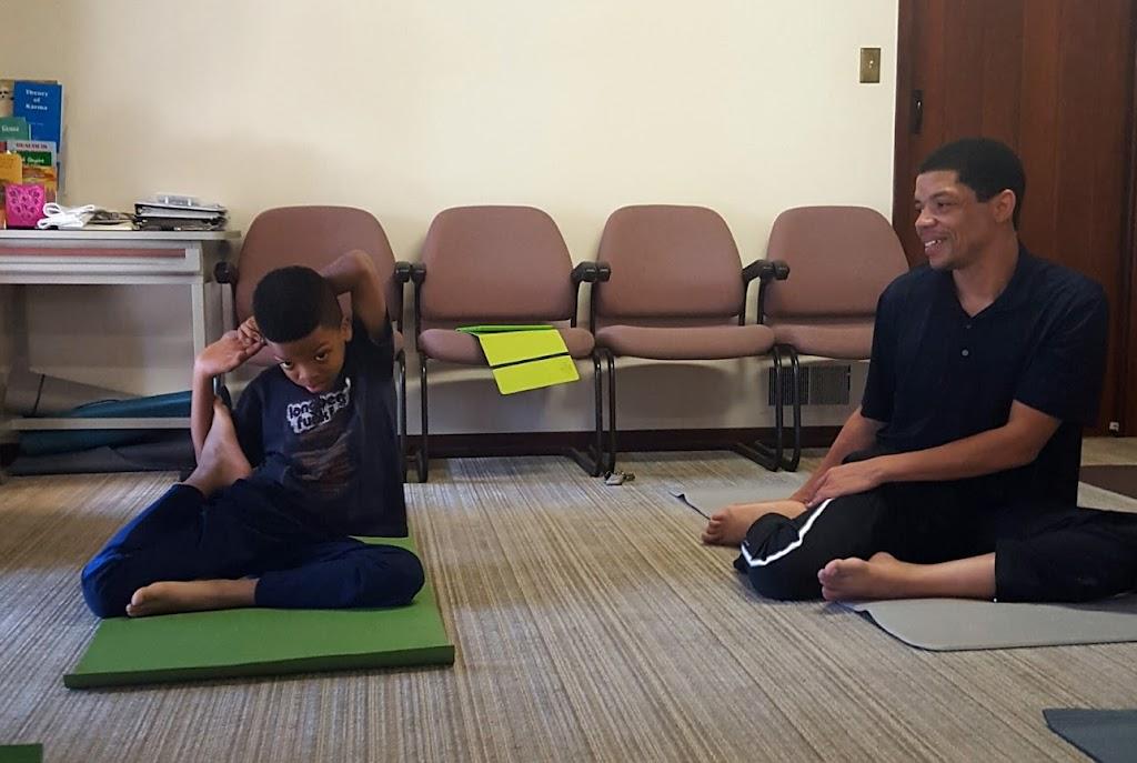The Divine Art of Yoga Center Ashram - gym    Photo 10 of 10   Address: 851 W Whittier Blvd, La Habra, CA 90631, USA   Phone: (562) 245-6469