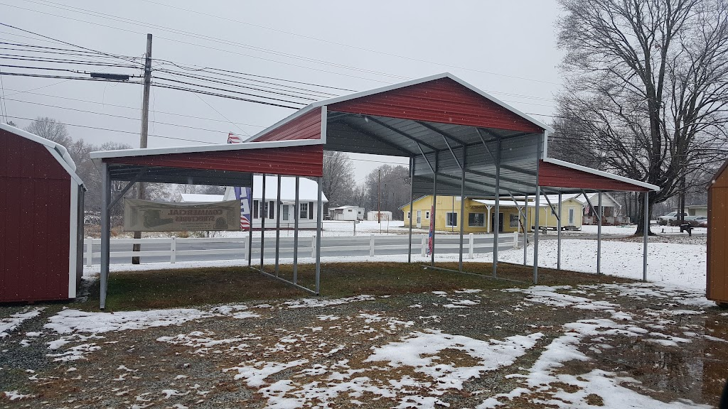 Bennett Building Systems of Lexington - store  | Photo 5 of 7 | Address: 1634 Old U.S. Hwy 52, Lexington, NC 27295, USA | Phone: (336) 300-8527
