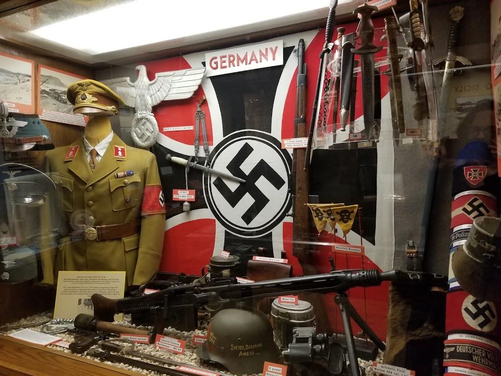 45th Infantry Division Museum - museum    Photo 9 of 10   Address: 2145 NE 36th St, Oklahoma City, OK 73111, USA   Phone: (405) 424-5313