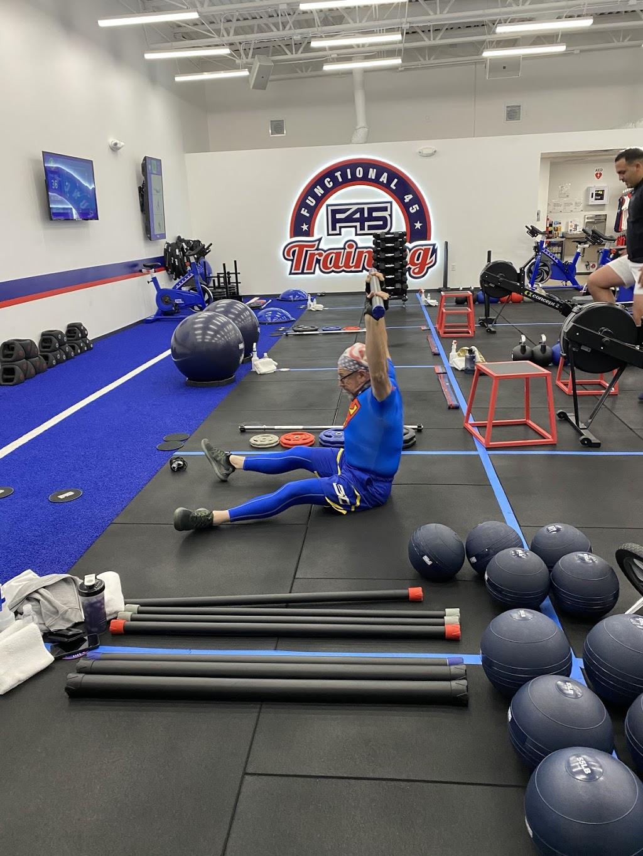 F45 Training Stetson Hills (Colorado Springs) - gym  | Photo 2 of 10 | Address: 5860 Barnes Rd, Colorado Springs, CO 80922, USA | Phone: (719) 465-9116