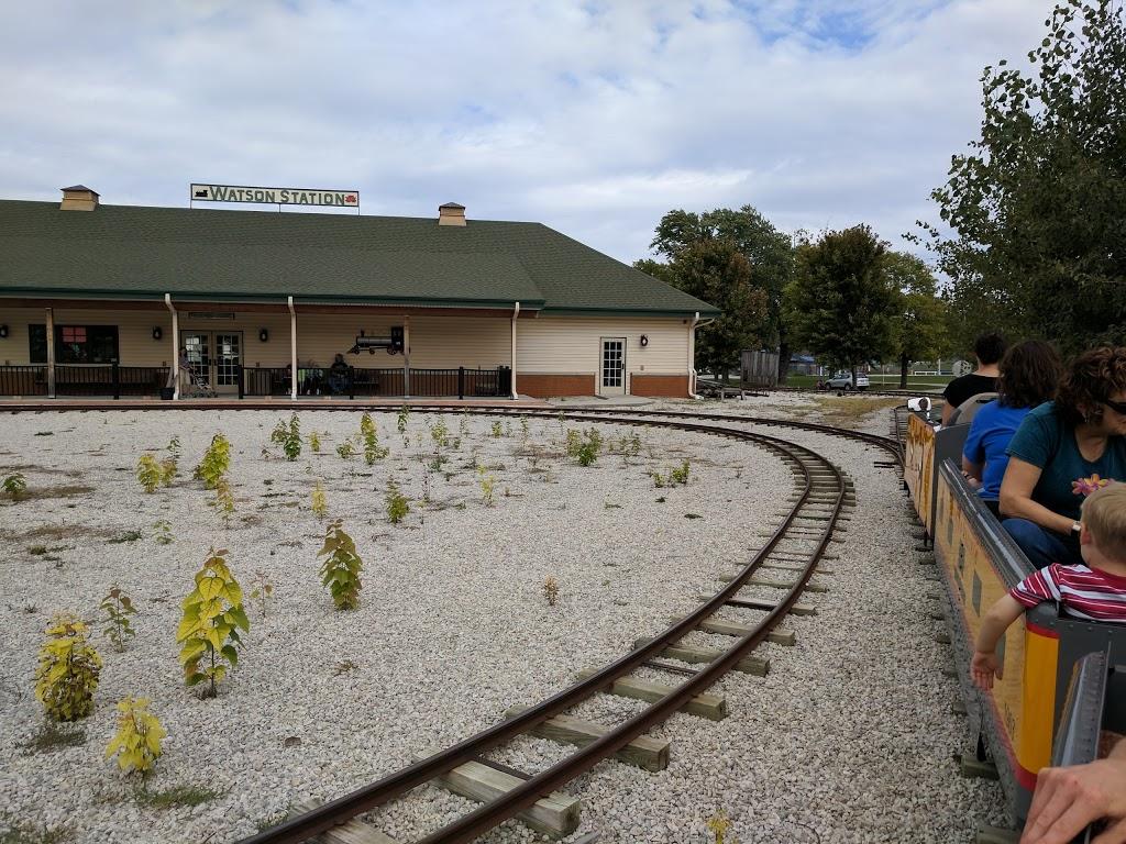 Watson Steam Train & Depot - museum  | Photo 2 of 10 | Address: 800 W Huron St, Missouri Valley, IA 51555, USA | Phone: (712) 642-2210