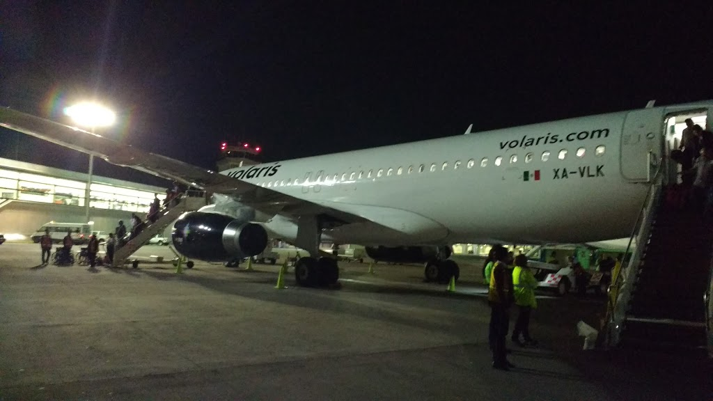 Volaris - travel agency    Photo 10 of 10   Address: Aeropuerto, Aeropuerto Abelardo L. Rodriguez, 22435 Tijuana, B.C., Mexico   Phone: 55 1102 8000