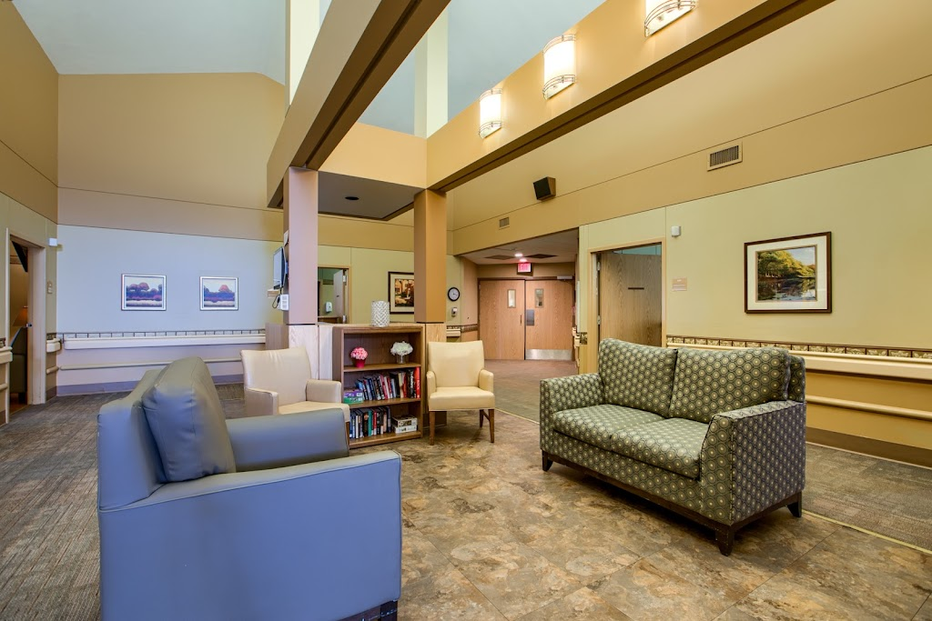 Merriam Gardens Healthcare & Rehab - health  | Photo 2 of 10 | Address: 9700 W 62nd St, Shawnee, KS 66203, USA | Phone: (913) 384-0800