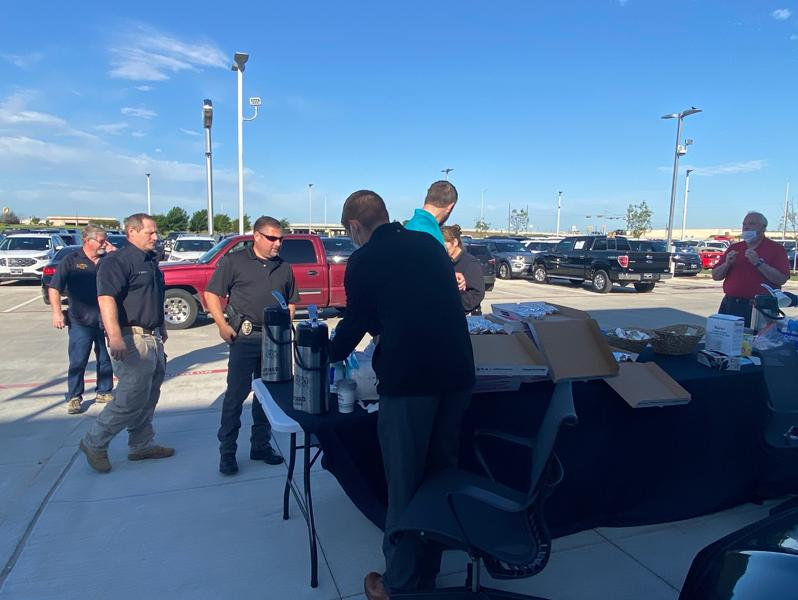 Matthew Powell at Platinum Ford - car dealer  | Photo 2 of 9 | Address: 85 TX-557 Spur, Terrell, TX 75160, USA | Phone: (972) 703-6511