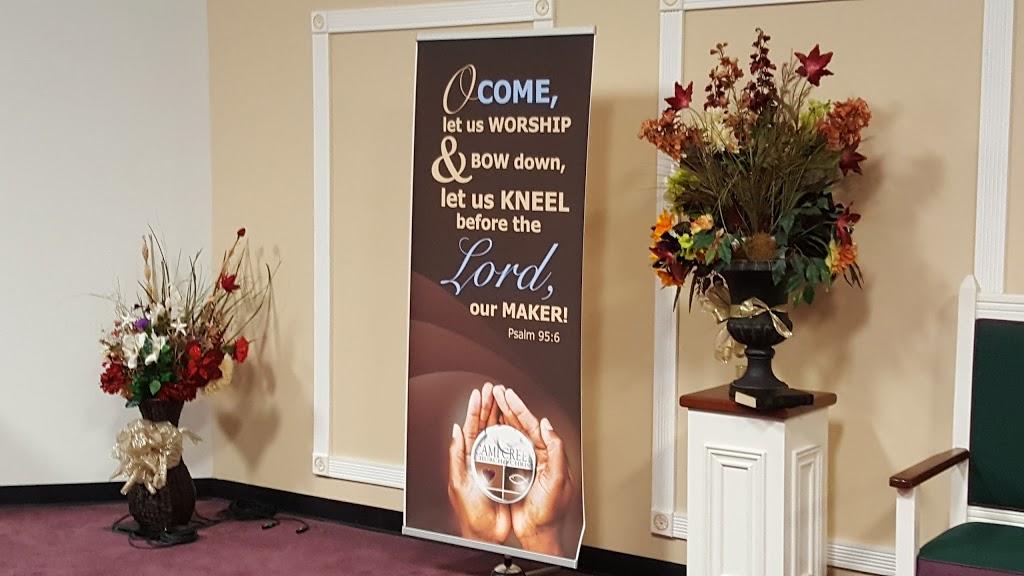 Camp Creek Church of Christ - church  | Photo 2 of 7 | Address: 2400 Merk Rd SW, Atlanta, GA 30331, USA | Phone: (404) 349-2852