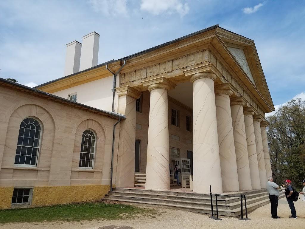 Arlington House, The Robert E. Lee Memorial - museum    Photo 2 of 10   Address: 321 Sherman Dr, Fort Myer, VA 22211, USA   Phone: (703) 235-1530