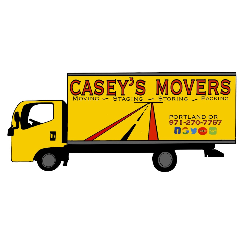 Caseys Movers LLC - moving company  | Photo 9 of 10 | Address: 5932 SE Equestrian Dr, Portland, OR 97236, USA | Phone: (971) 247-1556
