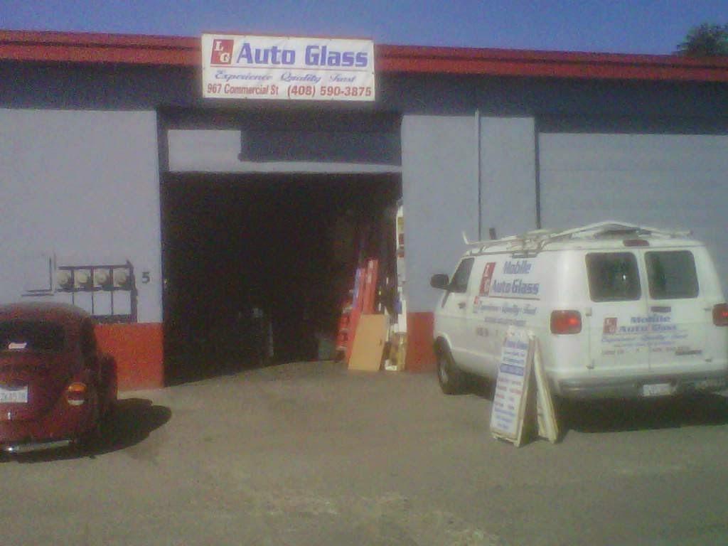 LG Auto Glass - car repair    Photo 4 of 10   Address: 1199 S 1st St, San Jose, CA 95110, USA   Phone: (408) 590-3875