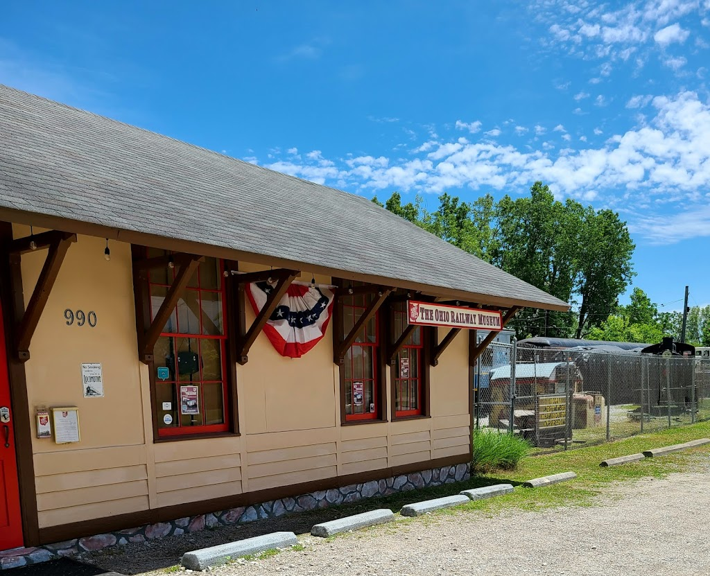 The Ohio Railway Museum - museum  | Photo 7 of 10 | Address: 990 Proprietors Rd, Worthington, OH 43085, USA | Phone: (614) 885-7345