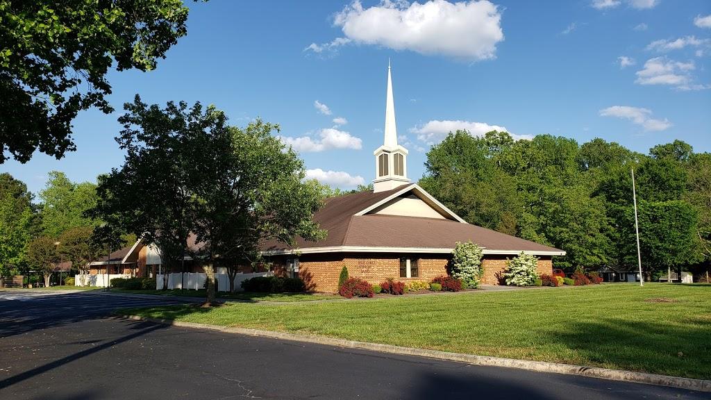 The Church of Jesus Christ of Latter-day Saints - church  | Photo 3 of 4 | Address: 4181 Prince George Dr, Prince George, VA 23875, USA | Phone: (804) 458-7842