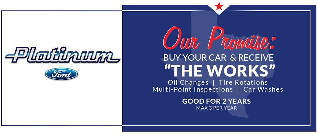 Matthew Powell at Platinum Ford - car dealer  | Photo 8 of 9 | Address: 85 TX-557 Spur, Terrell, TX 75160, USA | Phone: (972) 703-6511