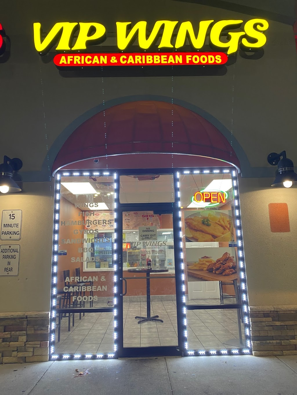 VIP Wings Deli and Café - restaurant  | Photo 1 of 10 | Address: 5015 Old National Hwy, Atlanta, GA 30349, USA | Phone: (404) 963-6320