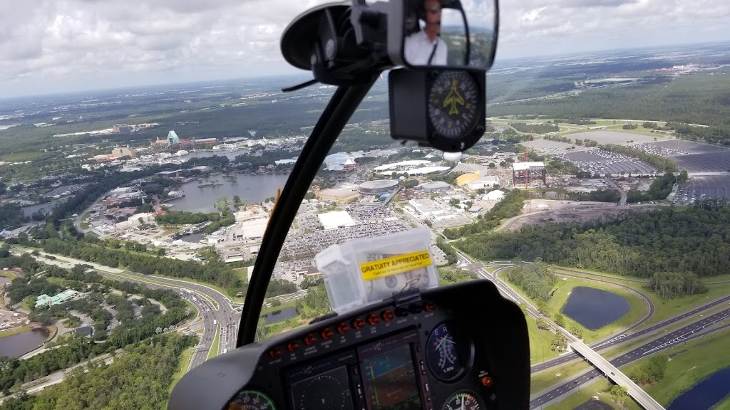 Air Force Fun Helicopter Tours - airport  | Photo 7 of 10 | Address: 12211 Regency Village Dr #13, Orlando, FL 32821, USA | Phone: (407) 842-1446