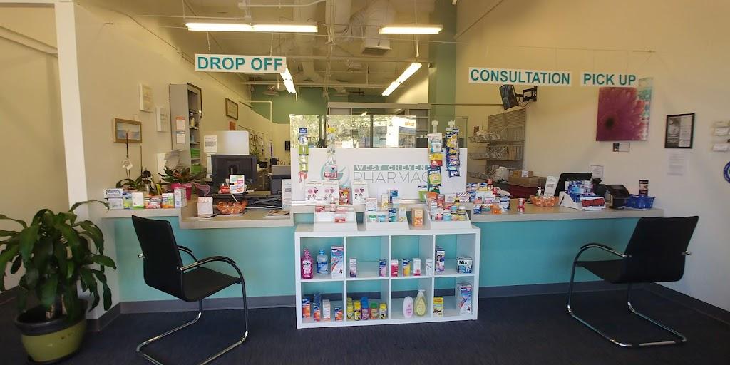 West Cheyenne Pharmacy - pharmacy    Photo 2 of 8   Address: 3350 Novat St suite 110, Las Vegas, NV 89129, USA   Phone: (702) 395-3004
