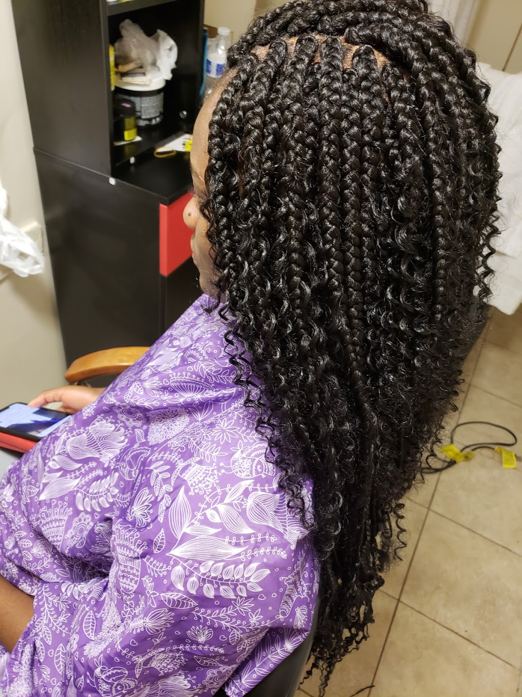 Flakky African Hair Braiding - hair care  | Photo 8 of 10 | Address: 253 Broad St, Staten Island, NY 10304, USA | Phone: (347) 371-3645