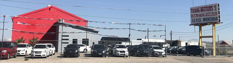 Texas Motors Specialty - car dealer  | Photo 2 of 3 | Address: 12913 Montana Ave, El Paso, TX 79938, USA | Phone: (915) 855-2626