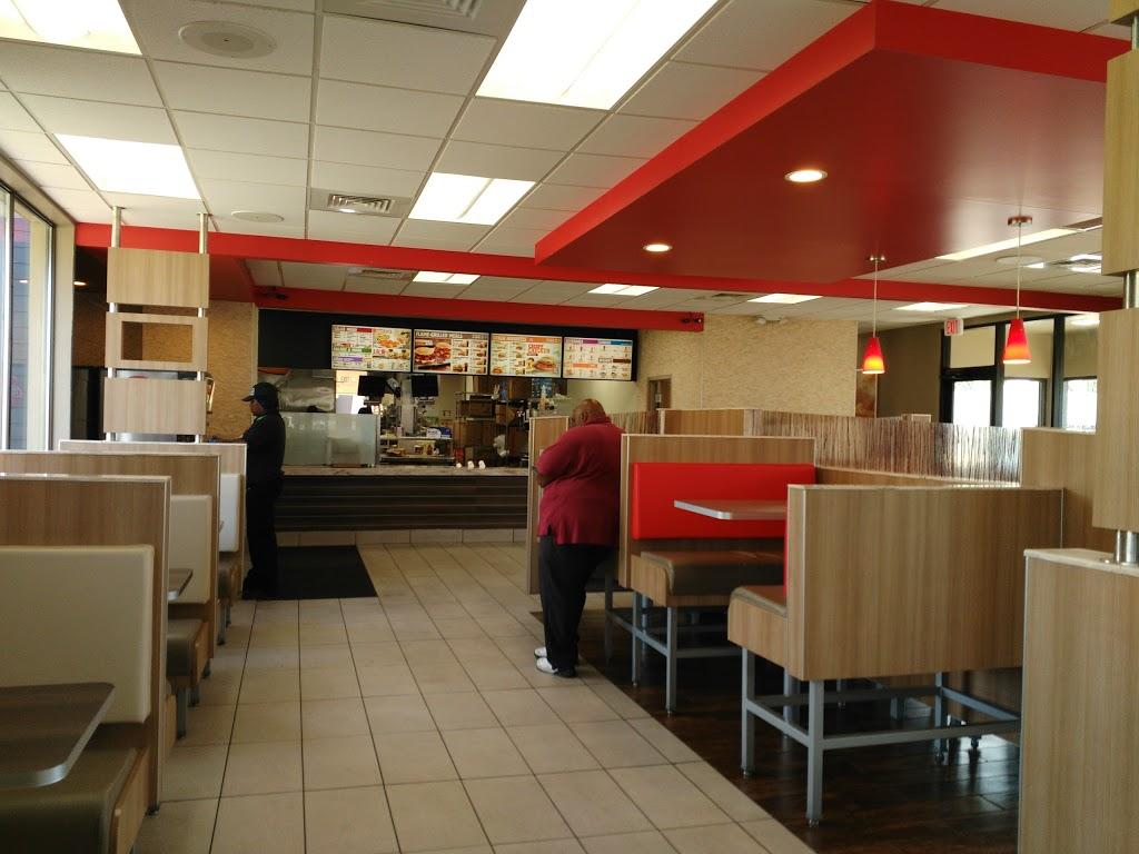 Burger King - restaurant    Photo 4 of 10   Address: 20401 W Warren Ave, Dearborn Heights, MI 48127, USA   Phone: (313) 336-4624