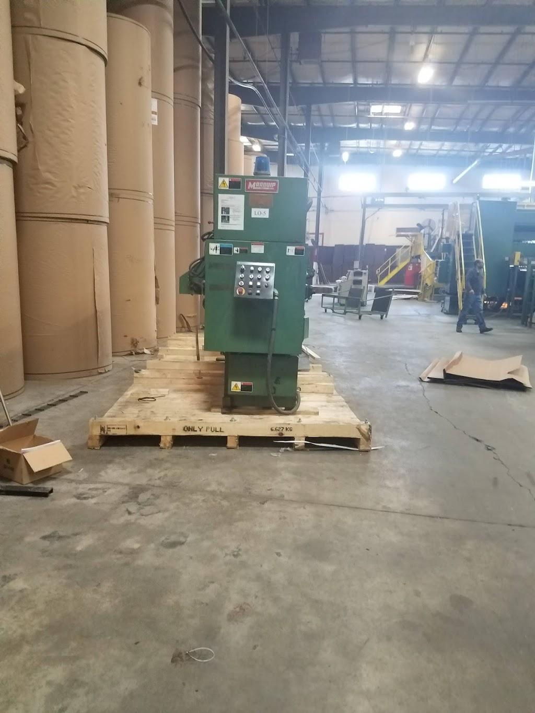 Hood Container Corporation Corrugator Plant -   | Photo 6 of 10 | Address: 5090 McDougall Dr SW, Atlanta, GA 30336, USA | Phone: (404) 699-1952