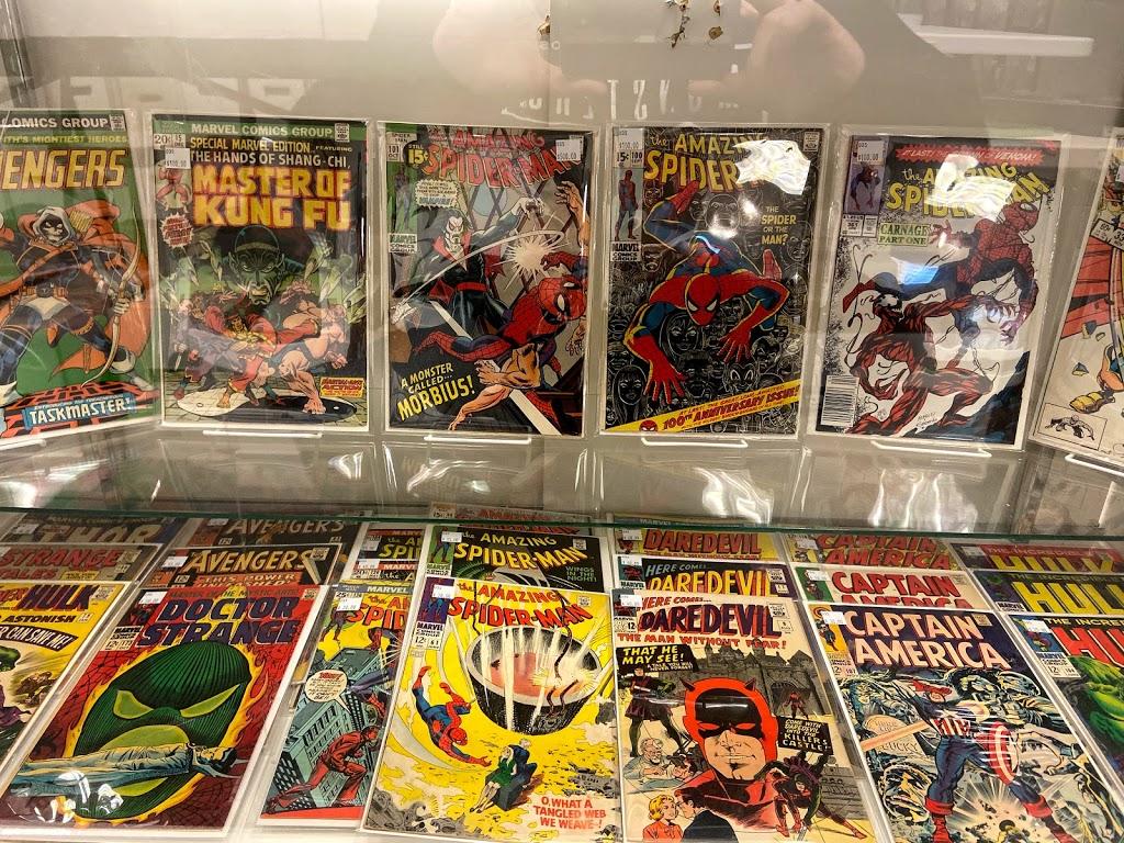 Back2Back Comics @ Cobb Antique Mall - book store  | Photo 9 of 10 | Address: 2800 Canton Road Vendor 034, Marietta, GA 30066, USA | Phone: (770) 364-2376