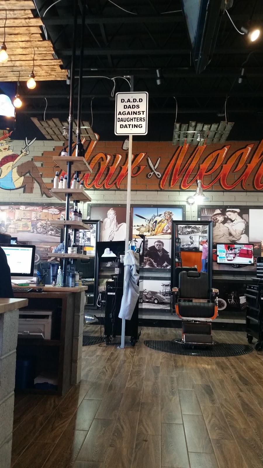 Hair Mechanix of Monroe Mens Haircuts - hair care  | Photo 2 of 7 | Address: 1425 N Telegraph Rd Ste C, Monroe, MI 48162, USA | Phone: (734) 639-2407