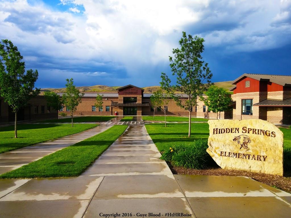 Hidden Springs Elementary School - school  | Photo 1 of 2 | Address: 5480 W Hidden Springs Dr, Boise, ID 83714, USA | Phone: (208) 854-4920