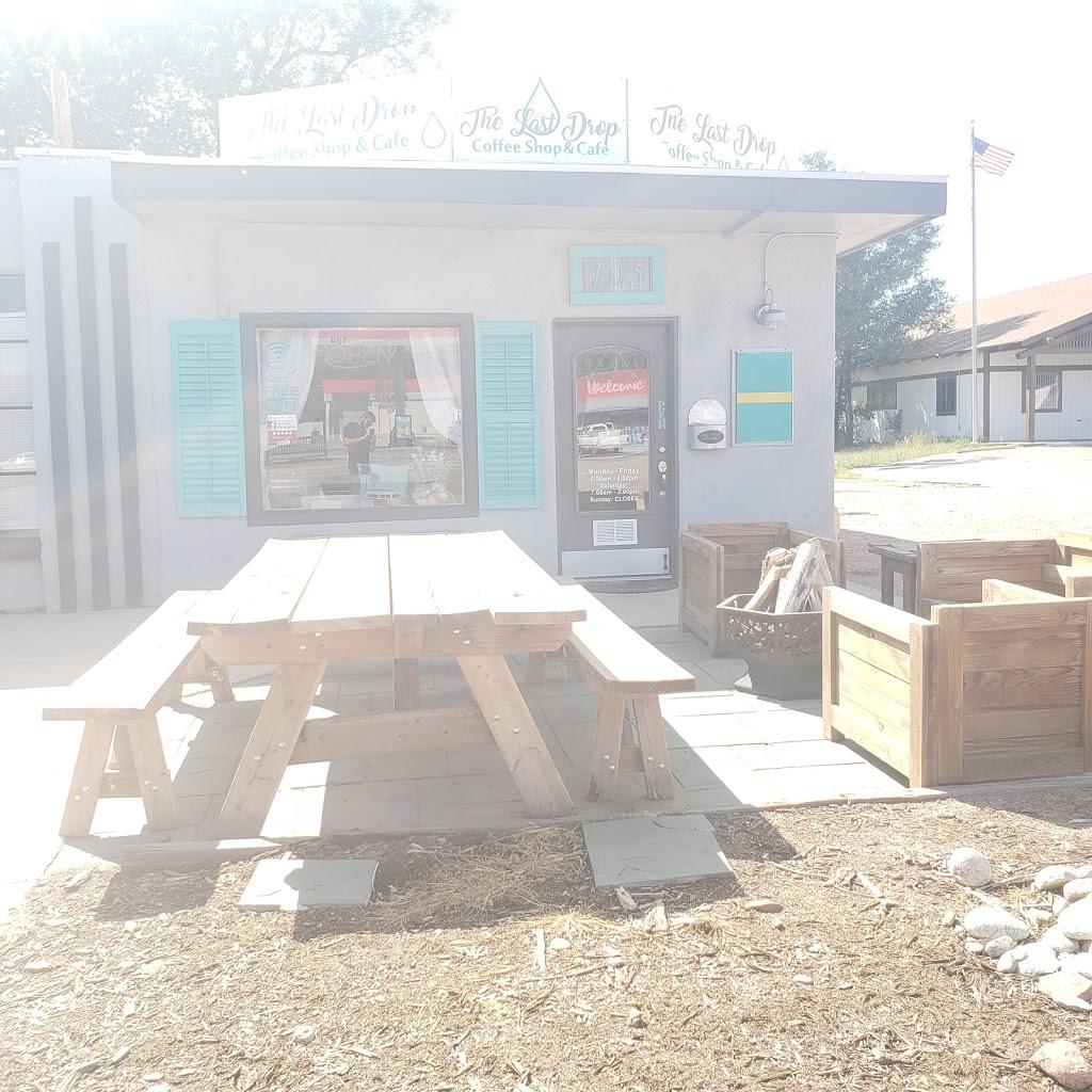 The Last Drop Coffee Shop & Cafe - cafe  | Photo 10 of 10 | Address: 105 S Santa Fe Ave, Fountain, CO 80817, USA | Phone: (719) 209-3240
