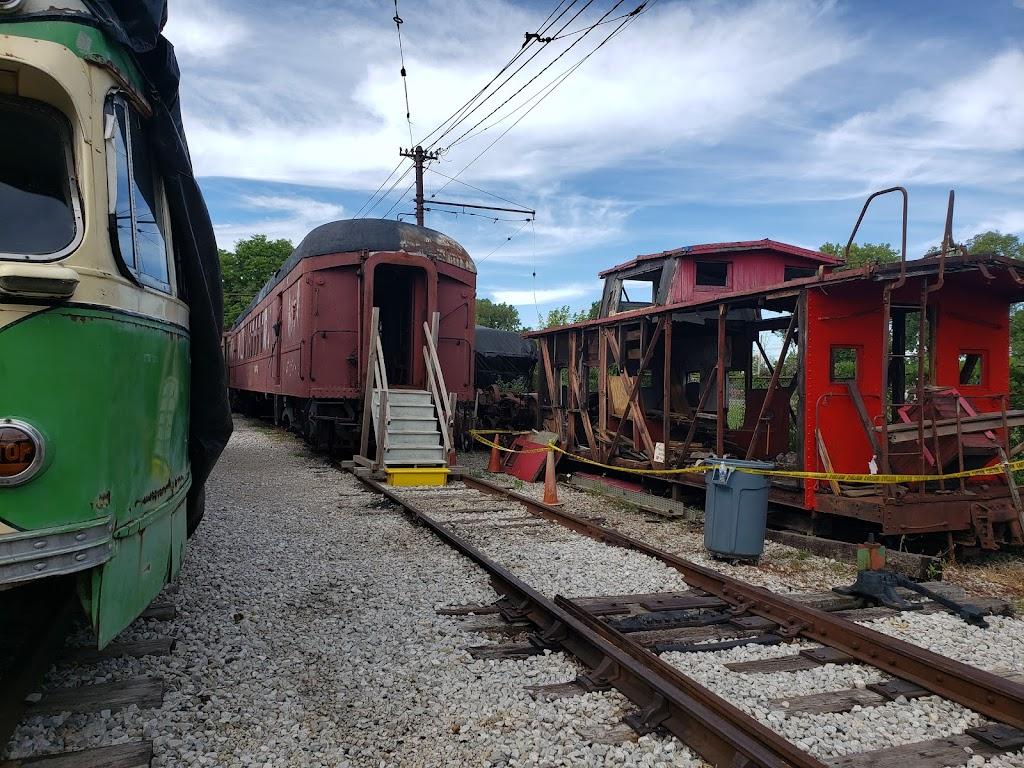 The Ohio Railway Museum - museum  | Photo 8 of 10 | Address: 990 Proprietors Rd, Worthington, OH 43085, USA | Phone: (614) 885-7345