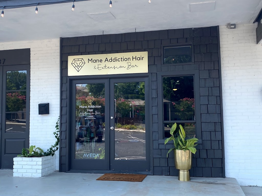 Mane Addiction Hair & Extension Bar - hair care  | Photo 7 of 10 | Address: 35 Oak St, Roswell, GA 30075, USA | Phone: (678) 463-2650
