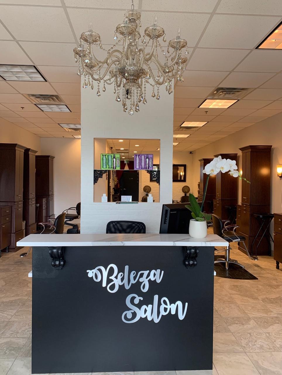 Beleza Salon - hair care    Photo 1 of 10   Address: 1475 Holcomb Bridge Rd #181, Roswell, GA 30076, USA   Phone: (770) 649-9996