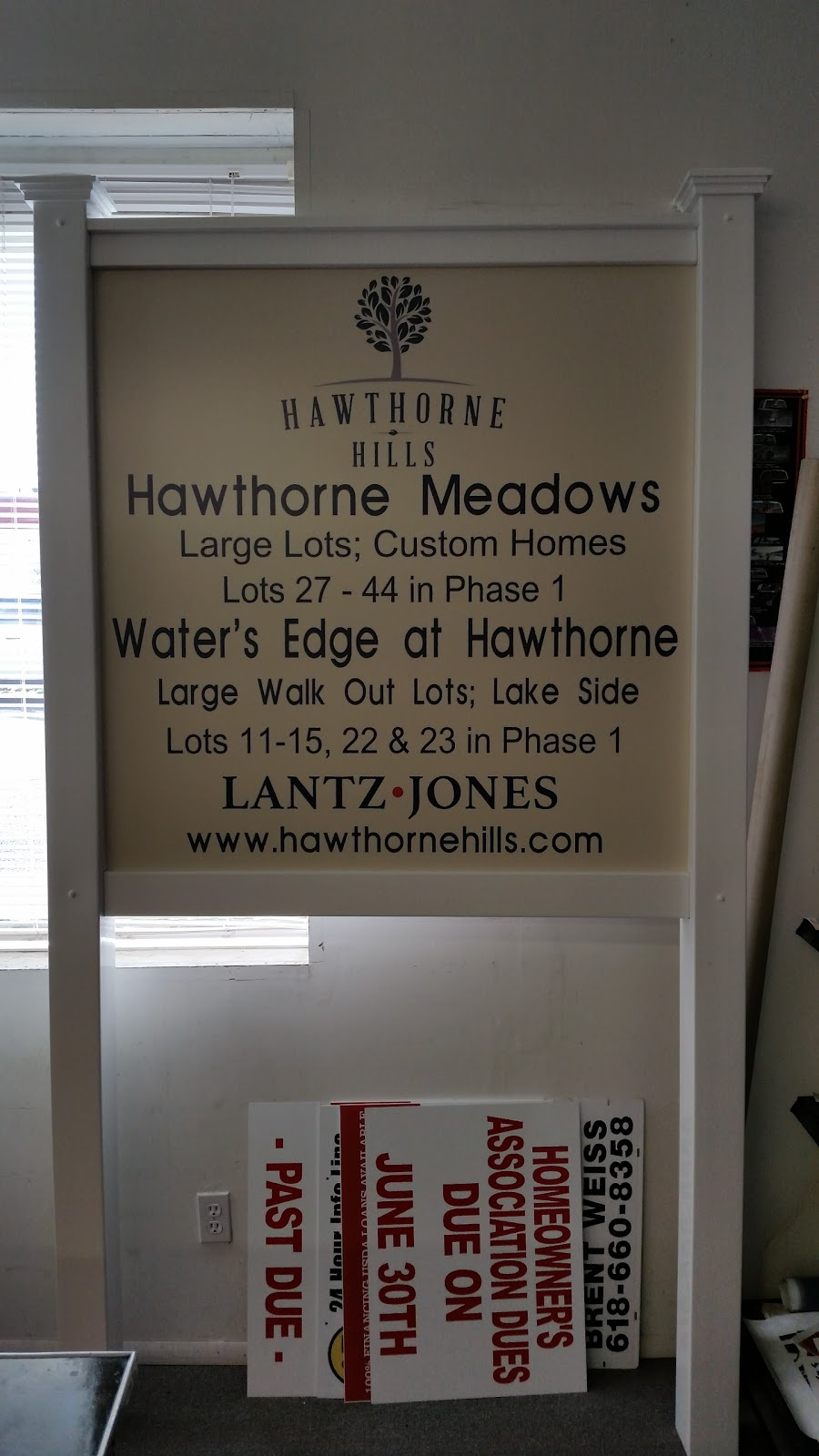 The Sign Shop Inc - store  | Photo 3 of 3 | Address: 225 2nd Ave, Edwardsville, IL 62025, USA | Phone: (618) 656-0606