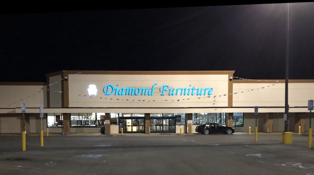 Diamond Furniture - furniture store    Photo 1 of 10   Address: 9096 Parkway E, Birmingham, AL 35206, USA   Phone: (205) 703-8411