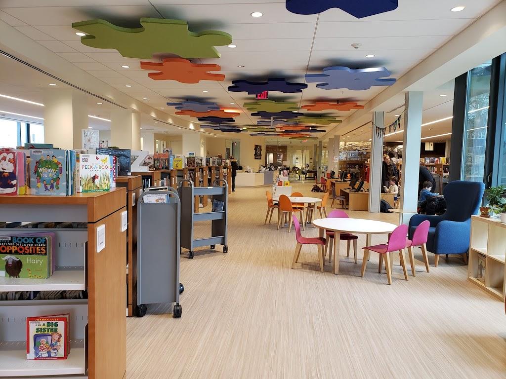 Woburn Public Library - library  | Photo 4 of 10 | Address: 45 Pleasant St, Woburn, MA 01801, USA | Phone: (781) 933-0148