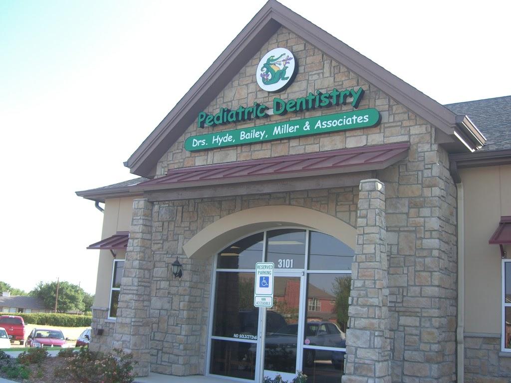 Drs. Hyde, Miller & Associates - dentist  | Photo 2 of 9 | Address: 3101 S Center St Ste 101, Arlington, TX 76014, USA | Phone: (817) 466-7057
