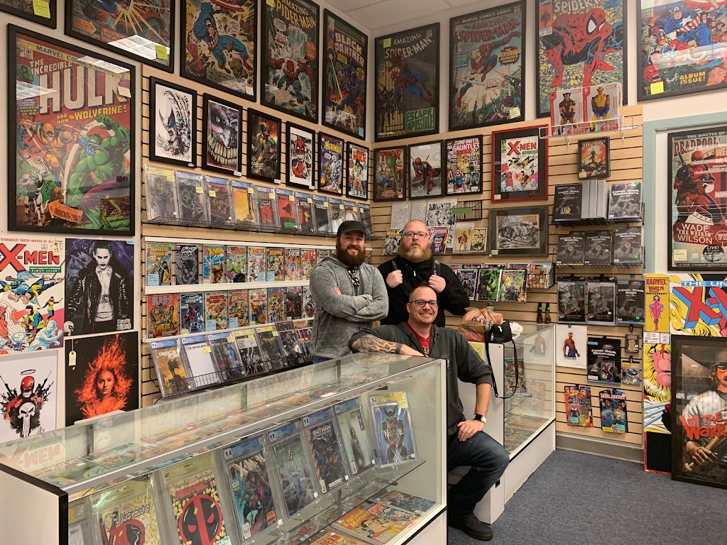 Back2Back Comics @ Cobb Antique Mall - book store  | Photo 5 of 10 | Address: 2800 Canton Road Vendor 034, Marietta, GA 30066, USA | Phone: (770) 364-2376