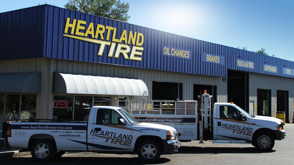 Heartland Tire - car repair  | Photo 3 of 6 | Address: 1315 Maras St, Shakopee, MN 55379, USA | Phone: (218) 513-7098