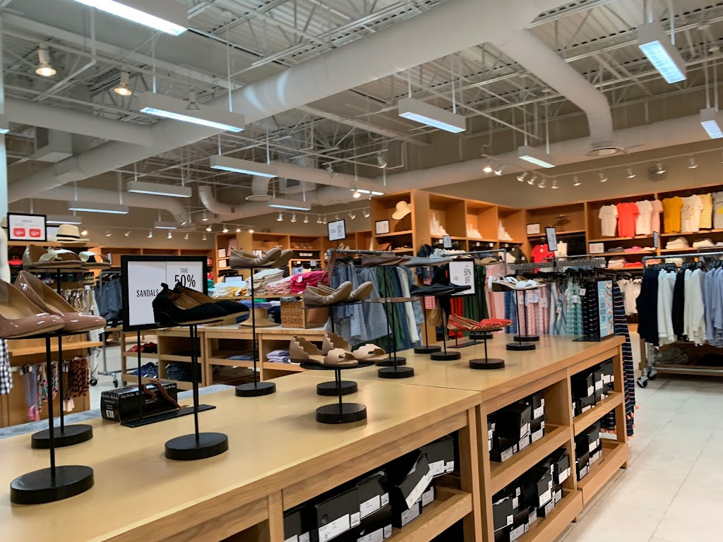 J.Crew Factory - clothing store    Photo 10 of 10   Address: 852 Premium Outlets Dr, Monroe, OH 45050, USA   Phone: (513) 539-8097
