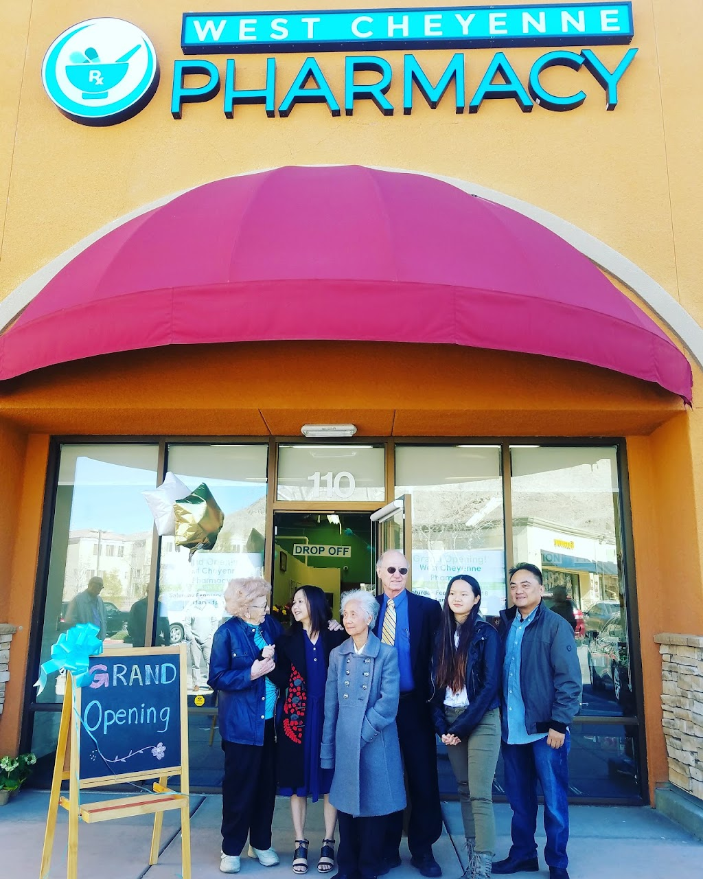 West Cheyenne Pharmacy - pharmacy    Photo 1 of 8   Address: 3350 Novat St suite 110, Las Vegas, NV 89129, USA   Phone: (702) 395-3004